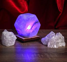 Соляные лампы - светильники
