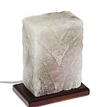 """Светильник соляной """"Рассвет"""" цельный кристалл, 1-2 кг, фото 2"""