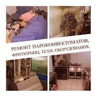 Ремонт пароконвектоматов