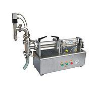 Настольный поршневой дозатор для жидких продуктов HUALIAN LPF-250T