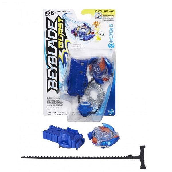 Игрушка Hasbro Bey Blade (Бейблейд): Волчок с пусковым устройством