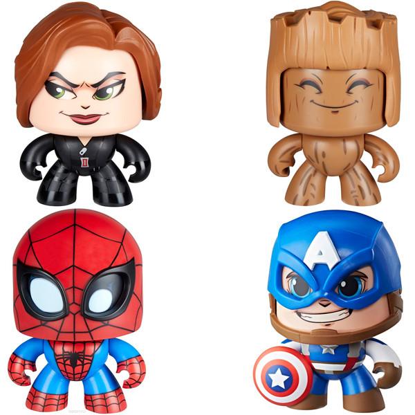 Игрушка фигурки коллекционные Hasbro Мстители (Avengers) МАРВЕЛ Mighty mugs