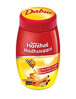 Madhuvaani (Мадхуваани) - густой сироп от кашля Honitus Dabur, фото 1