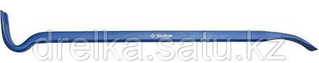 Лом-гвоздодер, 600 мм, 22х12 мм, кованый усиленный, ЗУБР, фото 2