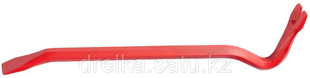 Лом-гвоздодер, 400 мм, шестигранный, ЗУБР