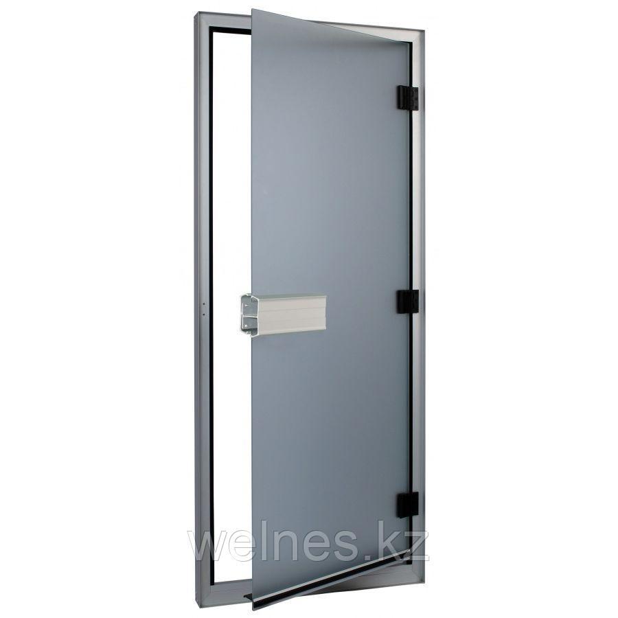 Алюминиевые двери для хамамов.