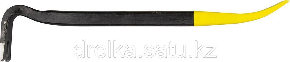 Лом-гвоздодер, 400 мм, 22х12 мм, кованый усиленный, STAYER