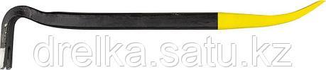 Лом-гвоздодер, 400 мм, 22х12 мм, кованый усиленный, STAYER, фото 2