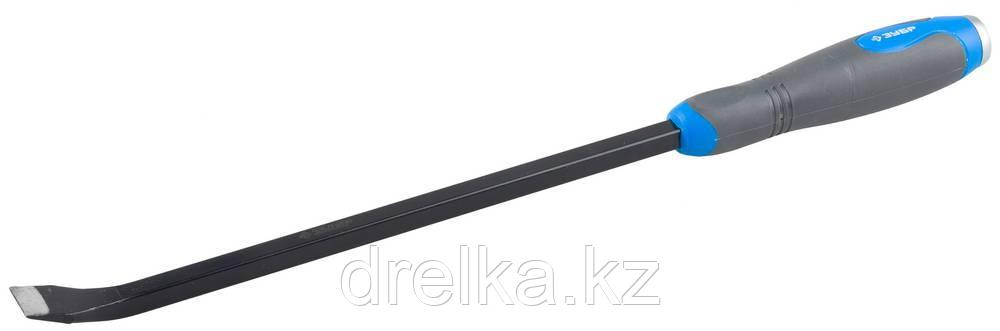 Монтировка, 450 мм, лопатка 10,3 мм, кованая, ЗУБР