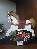 Деревянная лошадка СНГ0033
