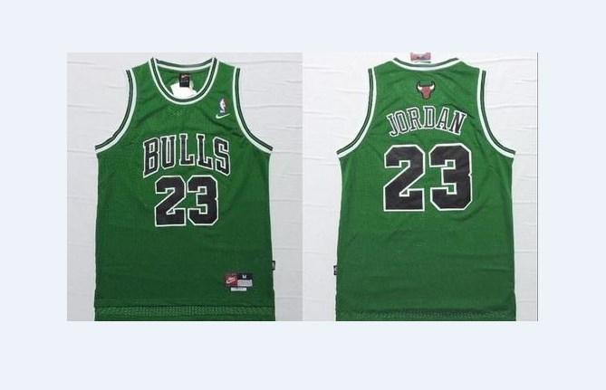 Баскетбольная форма Майка Bulls зеленая