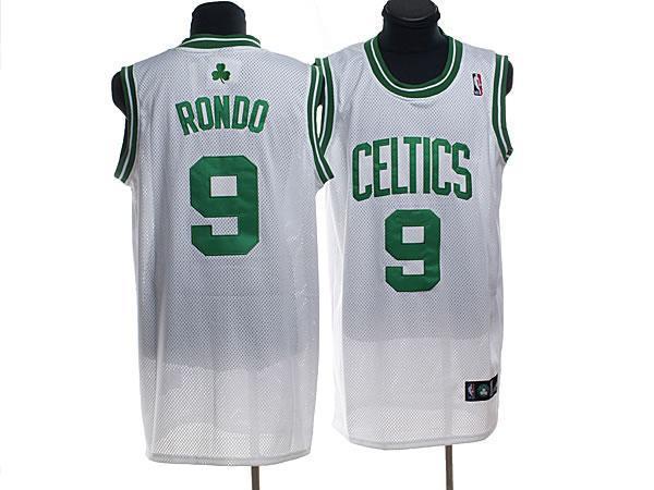 Баскетбольная форма Майка Celtics белая, фото 2