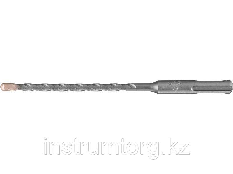 ЗУБР Бур SDS-plus 10 x 260  мм, Профессионал