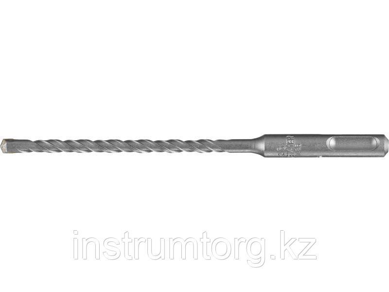 STAYER Бур SDS-plus   6 x 160 мм, Professional