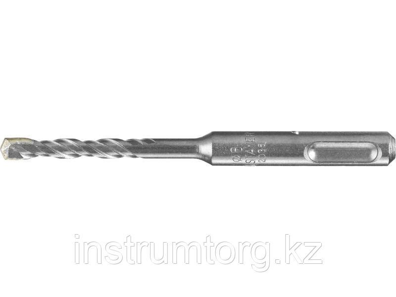 STAYER Бур SDS-plus   6 x 110 мм, Professional