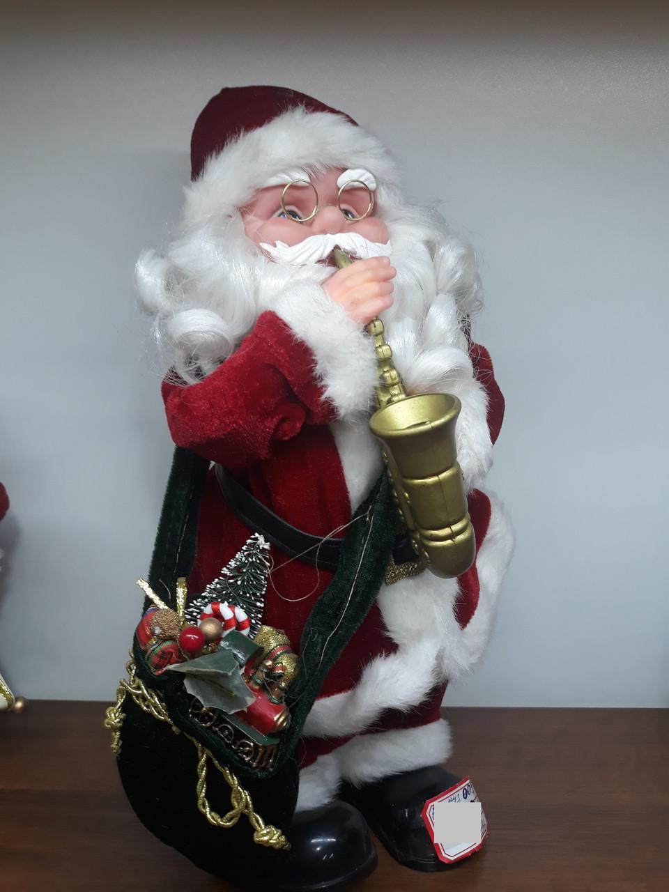 Санта Клаус музыкальный