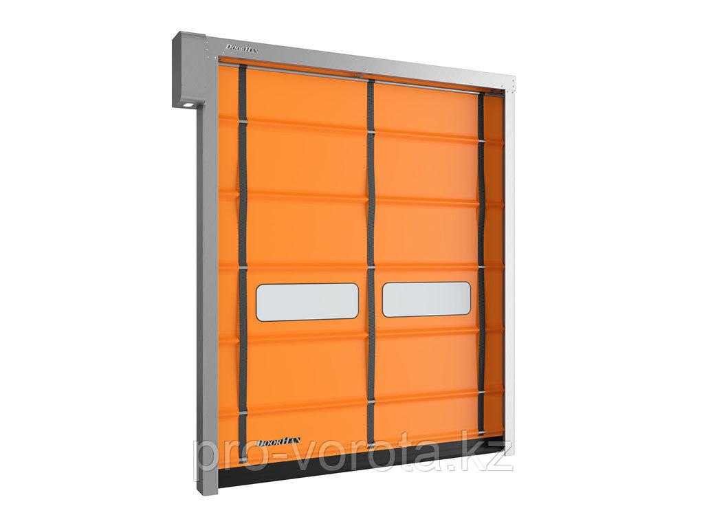 Скоростные складывающиеся ворота серии SPEEDFOLD SDFS