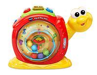 Интерактивная развивающая игрушка «Веселая улитка» VTech, фото 1