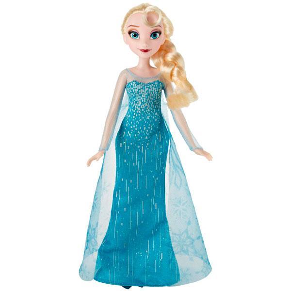 Игрушка Классическая кукла Холодное Сердце (Frozen Heart) в ассорт.