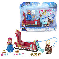 Игровой набор маленькие куклы Холодное сердце (Frozen Heart) в асс.