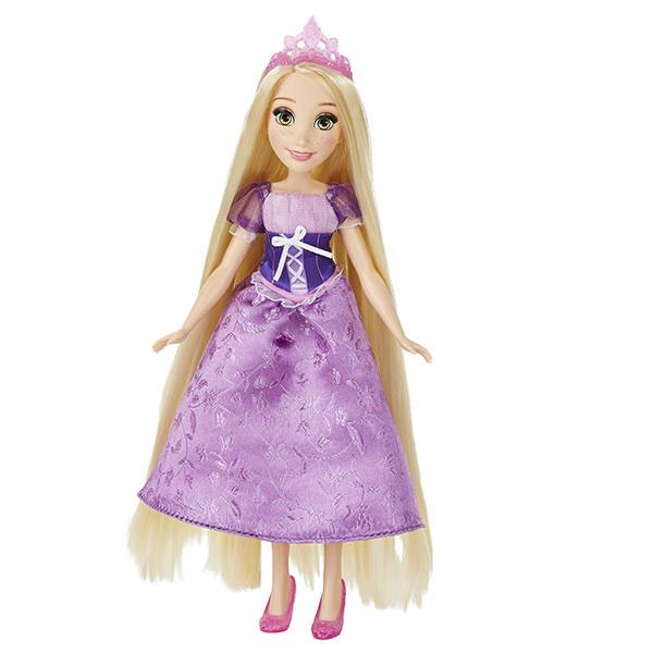 Модная кукла Принцесса в в юбке с проявляющимся принтом в ассорт.