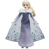 Игрушка Hasbro Принцессы Дисней (Disney Princess) кукла ХОЛОДНОЕ СЕРДЦЕ поющая Эльза