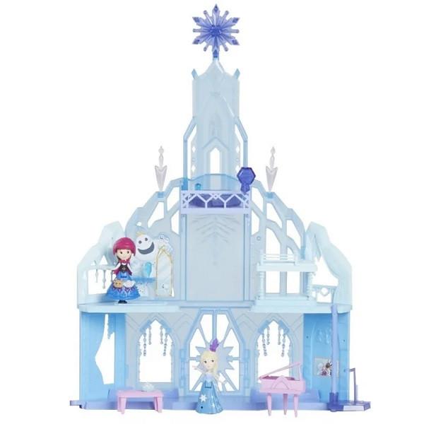 Игровой набор Hasbro Принцессы Дисней (Disney Princess) ХОЛОДНОЕ СЕРДЦЕ дворец Эльзы