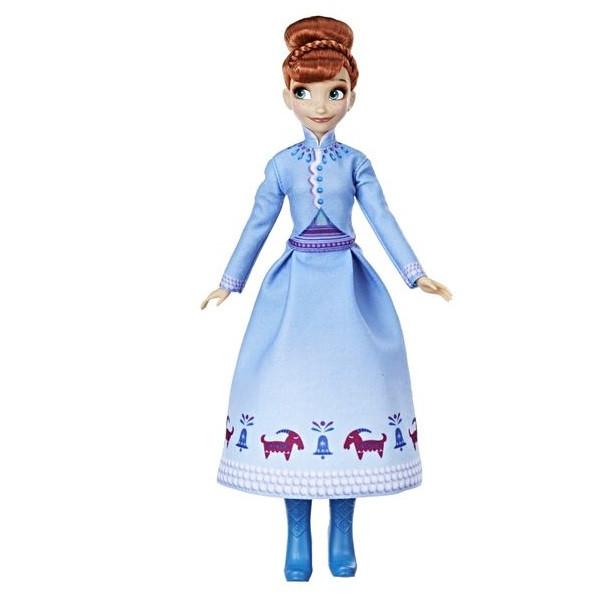Игрушка Hasbro Принецссы Дисней (Disney Princess) кукла Холодное сердце Рождество с Олафом
