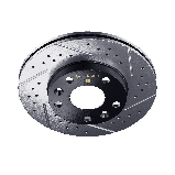 Тормозные диски Mazda 6. II пок. 2008-2012 2.0i, фото 2