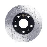 Тормозные диски Mazda 6. II пок. 2008-2012 2.0i, фото 4