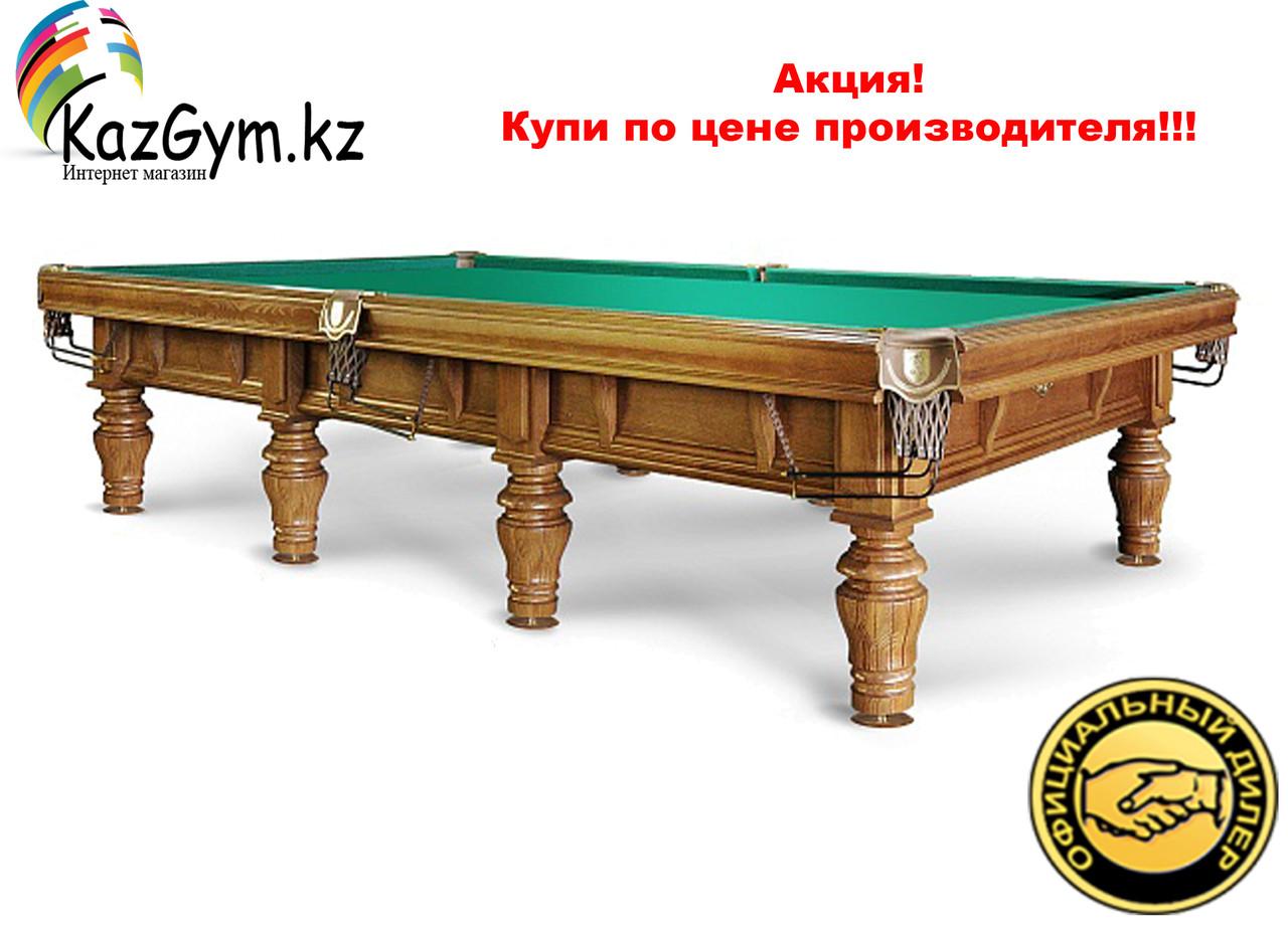 """Бильярдные столы 10ф Фабрика """"Старт"""" (Россия)"""