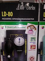 Механический тонометр Little Doctor LD-80