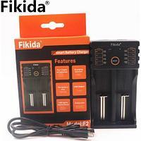 Интеллектуальное зарядное устройство FIKIDA F2 для Li-ion ,Ni-Mn и других батарей