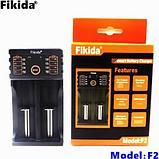 Интеллектуальное зарядное устройство FIKIDA F2 для Li-ion ,Ni-Mn и других батарей, фото 2