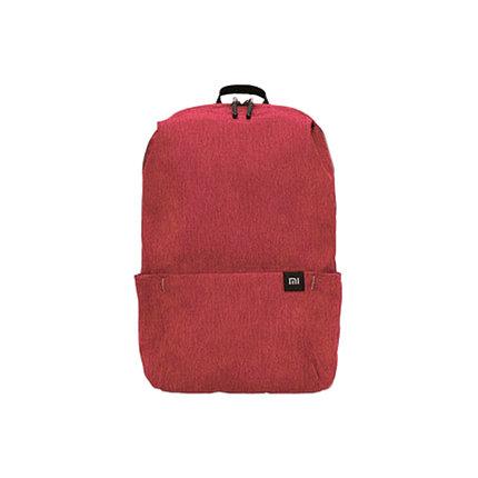 Рюкзак, Xioami, RunMi 90' Points Eight Colors ZJB4137 , 10 л, 34х22.5х13 см, Полиэфирное волокно, Красный , фото 2