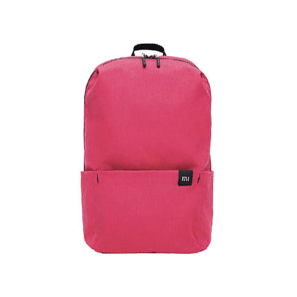 Рюкзак, Xioami, RunMi 90' Points Eight Colors ZJB4138CN, 10 л, 34х22.5х13 см, Полиэфирное волокно, Розовый  , фото 2