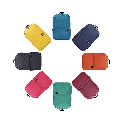 Рюкзак, Xioami, RunMi 90' Points Eight Colors ZJB4140CN, 10 л, 34х22.5х13 см, Полиэфирное волокно, Желтый , фото 2