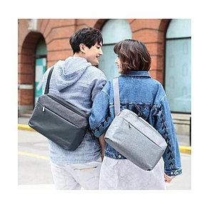 Сумка почтальон Xiaomi Urban Simple Style Messenger Bag Черный  , фото 2