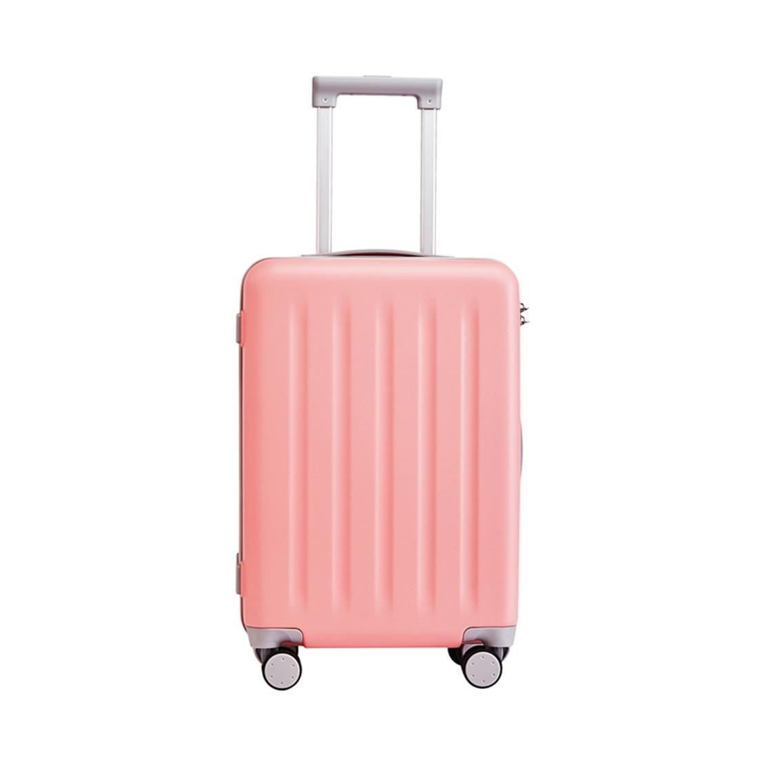 "Чемодан, Xiaomi, Mi Trolley 90 Points Suitcase Macarony 20"" LGPI902011RM, Розовый"