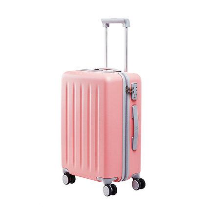 "Чемодан, Xiaomi, Mi Trolley 90 Points Suitcase Macarony 28"" LGPI902811RM, Розовый , фото 2"