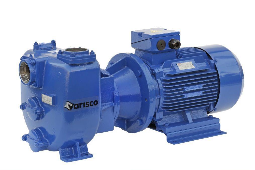 Самовсасывающий грязевой насос Varisco JE 3-240 G10 FT20