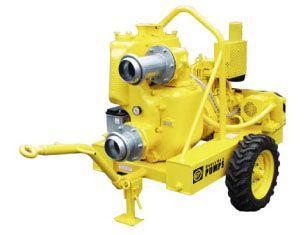 Дизельная установка водопонижения Varisco SIMPLE JD 4-250 G10 FLD16 V02