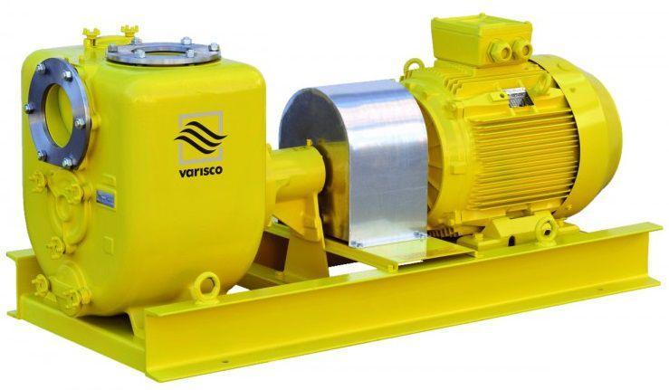 Самовсасывающий грязевой насос Varisco JE 8-300 G10 ST40 BASE