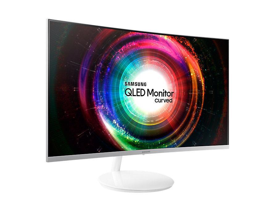 """Монитор Samsung 27"""" LED с Технологией Quantum dot LC27H711QEIXCI"""