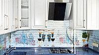 Скинали кухонный фартук из закаленного стекла