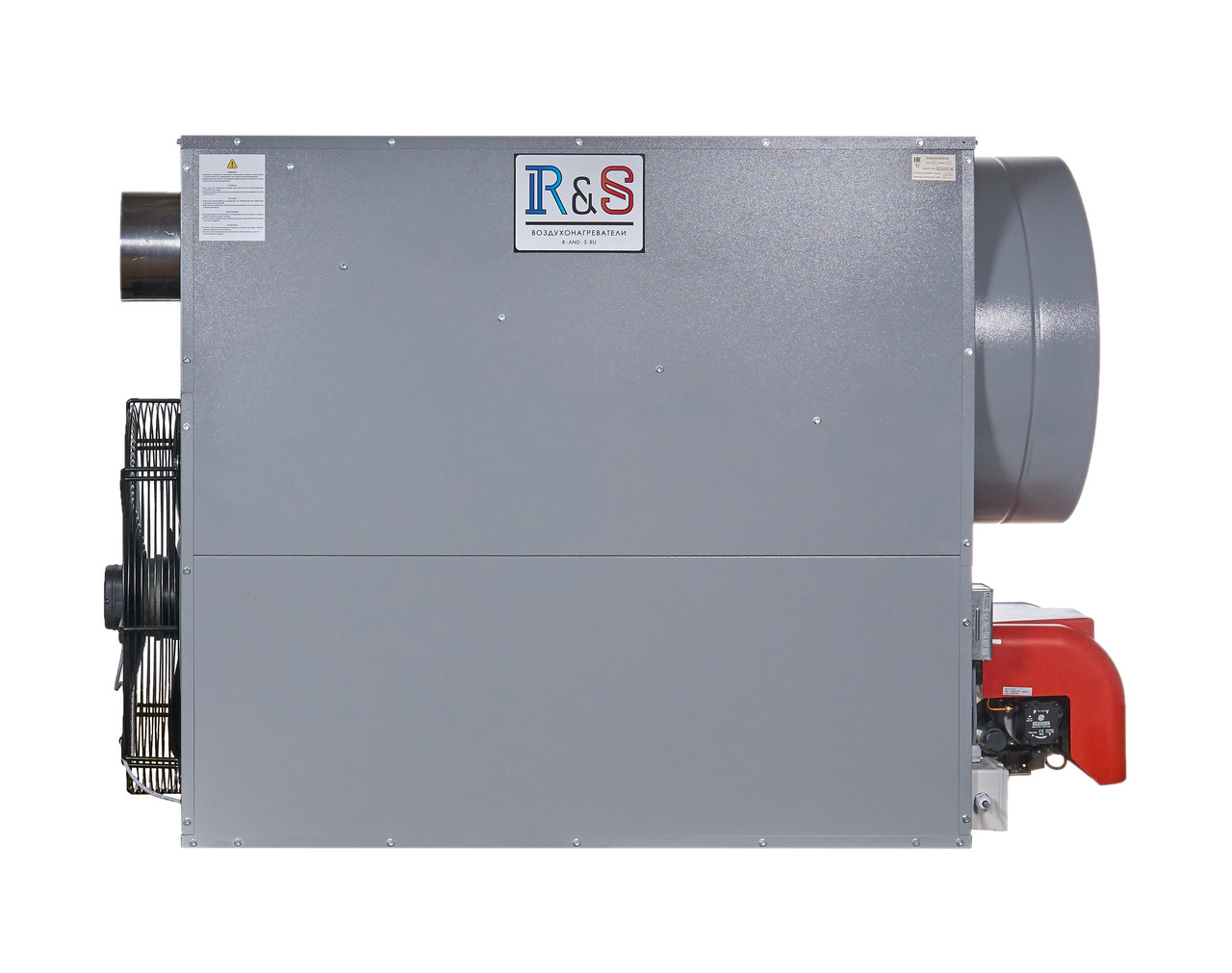 Воздухонагреватель R&S-120