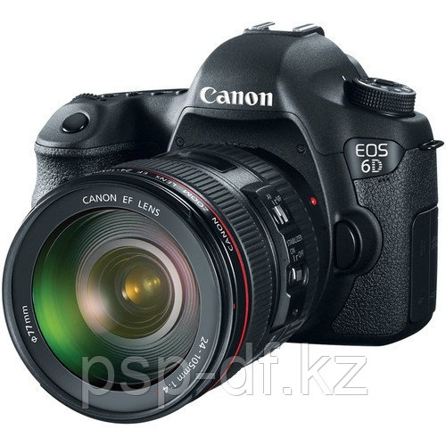 Фотоаппарат Canon EOS 6D kit 24-105mm f/4.0L IS USM II