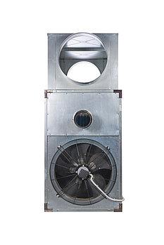 Воздухонагреватель R&S-240, двусторонний пленум