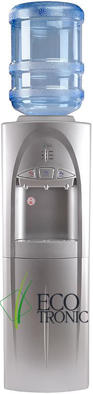 Кулер для воды Ecotronic C4-LCЕ Silver