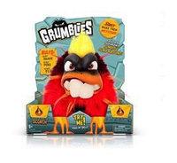 Grumblies Дрожащий Грамблз - Вулканический Скорч (красный), 20 см.  01893-G5
